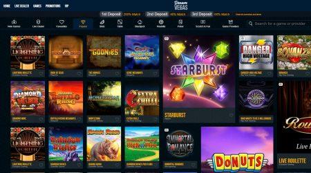 Dream Vegas game offer
