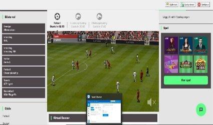 10Bet virtuella sporter