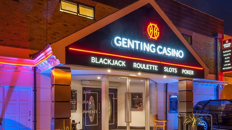 Genting Casino Luton reveals £750,000 facelift