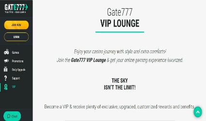 Gate777 VIP