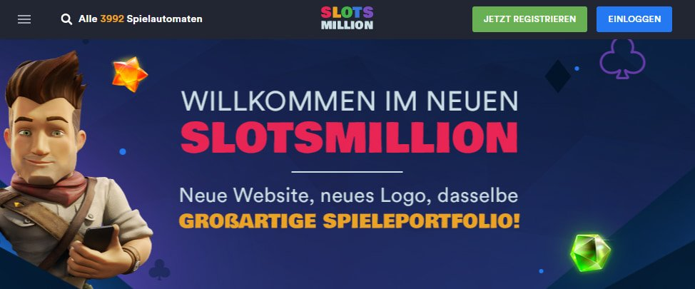 SlotsMillion Games & Slotspiele