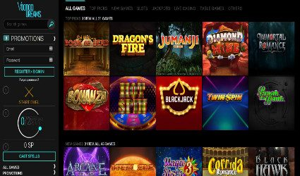 Voodoo Dream's favourite slot games