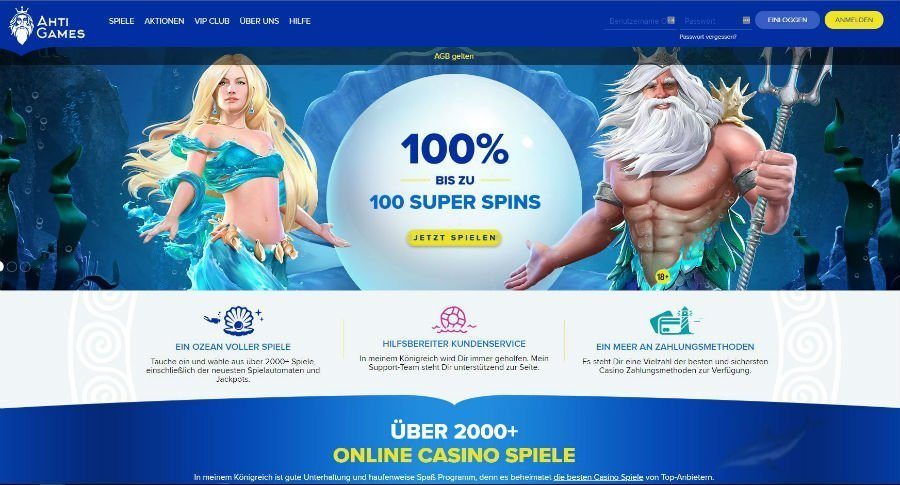 ahtigames welcome offer 900