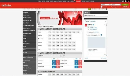 Ladbrokes Bet Exchange