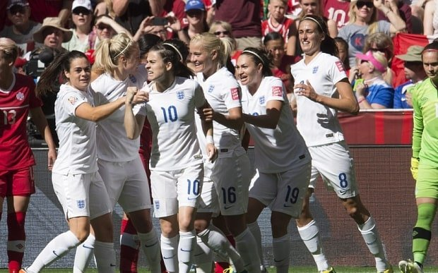 England face US in Women's World Cup semi-finals