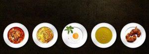 mat i restaurang