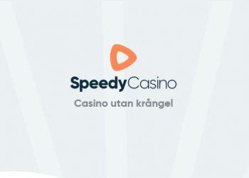 Speedy får äntligen en bonus för alla svenskar