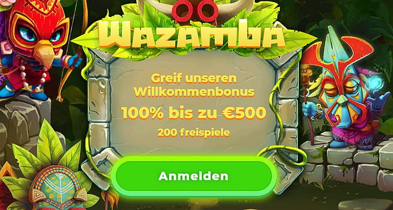 Wazamba Bonus