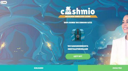 Cashmio etusivu