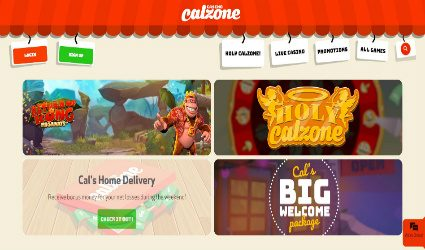 Casino Calzone Promotions