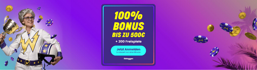 welcome offer wildz 900