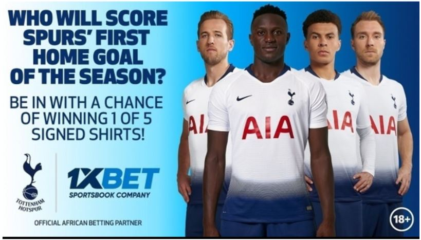 Spurs cancel 1XBet, Liverpool & Chelsea weigh-up options