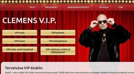 Clemens Spillehal VIP