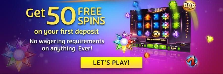PlayOJO welcome bonus