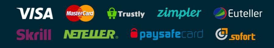 calzone payment methods