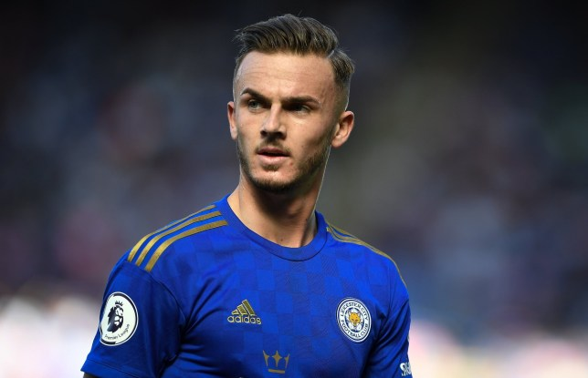 James Maddison Playing Football on Thin Ice
