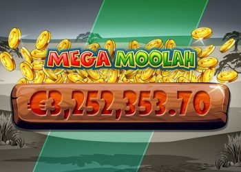 UK Player Becomes Overnight Multi-Millionaire Playing Mega Moolah
