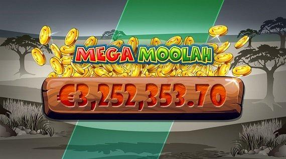 UK Player Becomes Overnight Multi-Millionaire Playing Mega Moolah