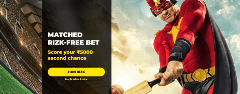 Rizk Sports Betting Offer