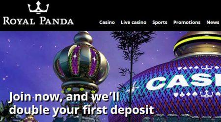 Royal Panda India Homepage