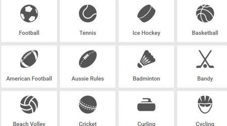 Unibet Casino India Sports Selection
