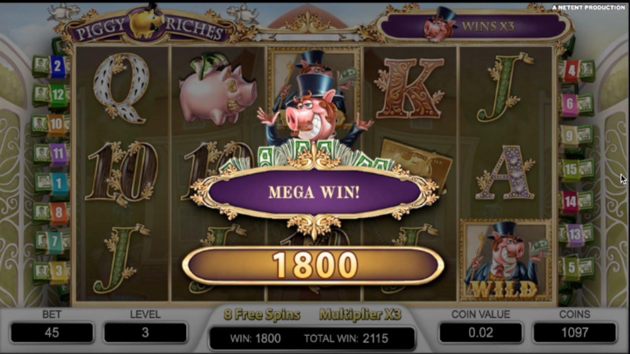 Piggy Riches Megawin