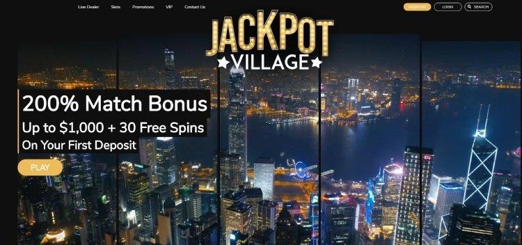 Jackpot-village-online-casino