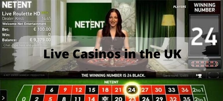 Live Casinos : The Closest to Casino Action