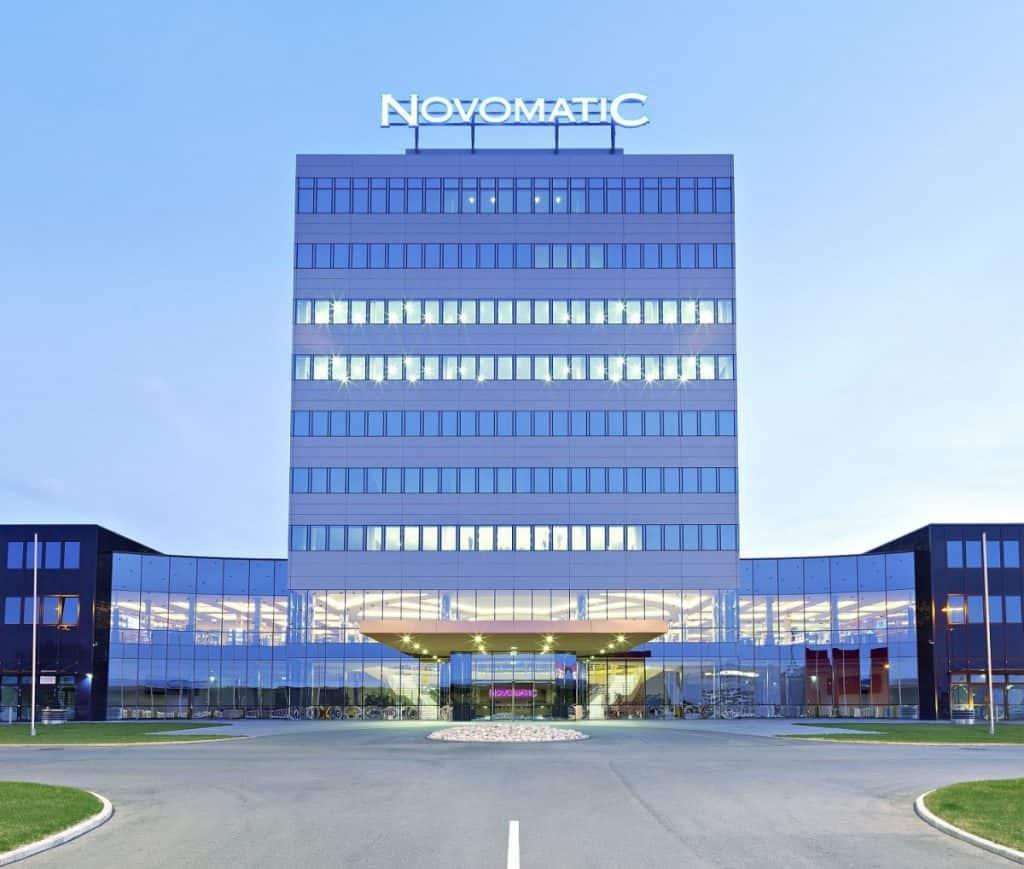 CEO of Novomatic Harald Neumann Resigns