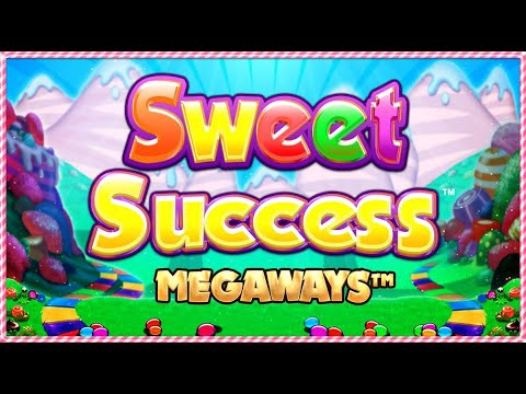 Sweet success megaways image