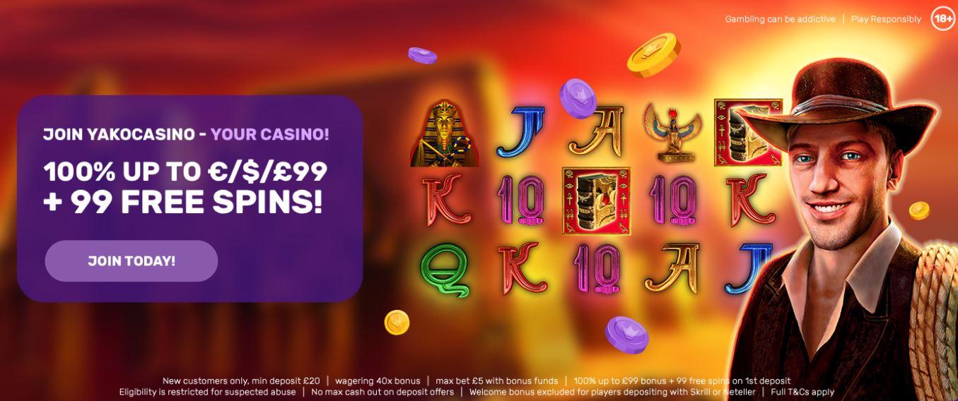 Yako Casino Bonus-min