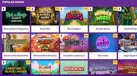 Yako Casino Popular games