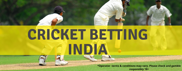 Cricket Betting Banner