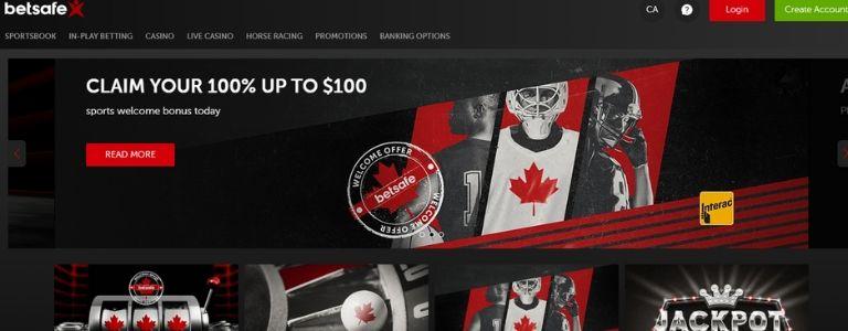 Betsafe Welcome Bonus Canada