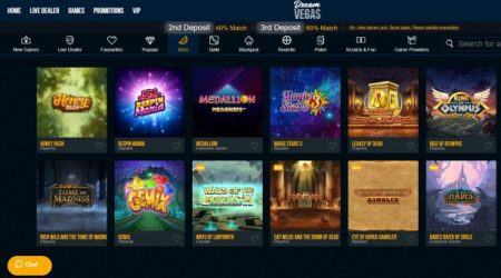 Dream Vegas Casino Slots.
