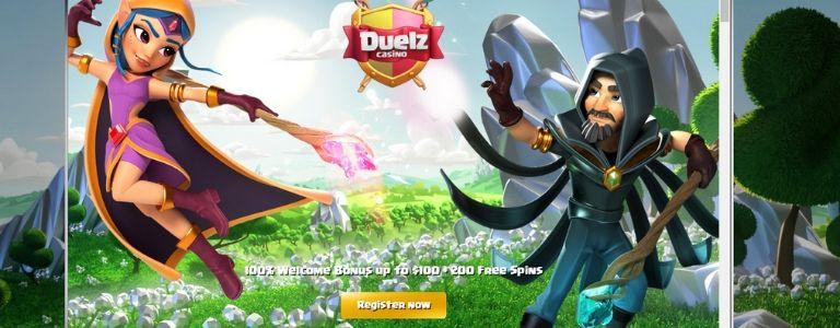 duelz-casino-welcome-bonus