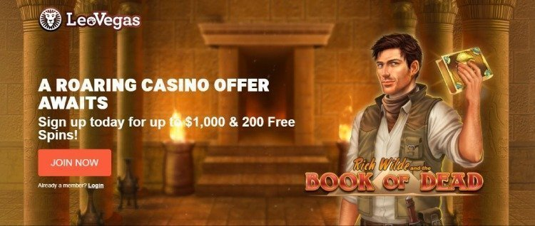 LeoVegas-Casino-Welcome-bonus