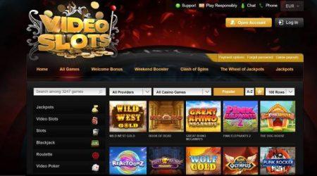 Video Slots online games,