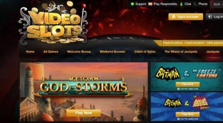 Video Slots online jackpots