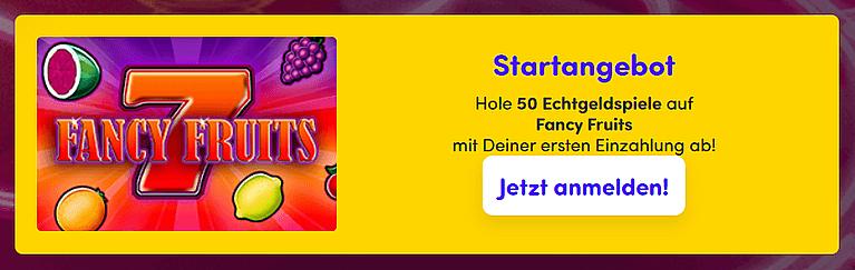 Hyperino Casino Bonus für Neukunden