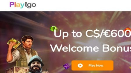 Playigo casino bonus canada.