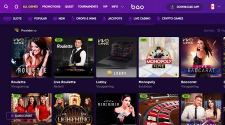Best online casino games.