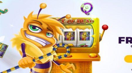 BeeSpins welcome bonus canada