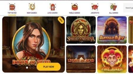 BeeSpins slot games canada.