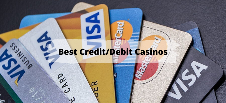 Best credit/debit Casinos India