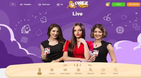 Cookie live casino canada.