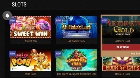King Billy Slot Games.