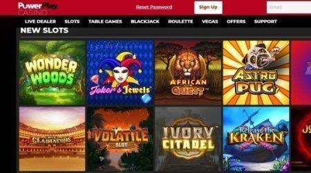 Powerplay slot games canada.