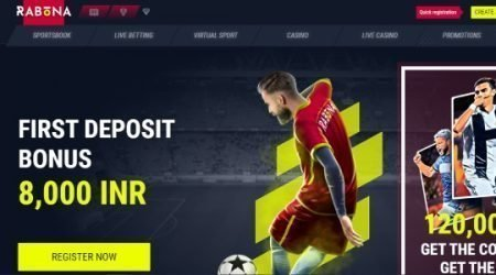 Rabona Sports Welcome Bonus