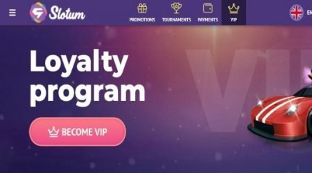 Slotum casino loyalty program canada.